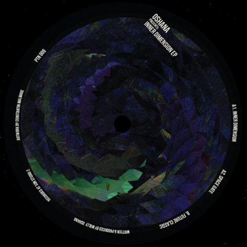 Oshana – Inner Dimension EP