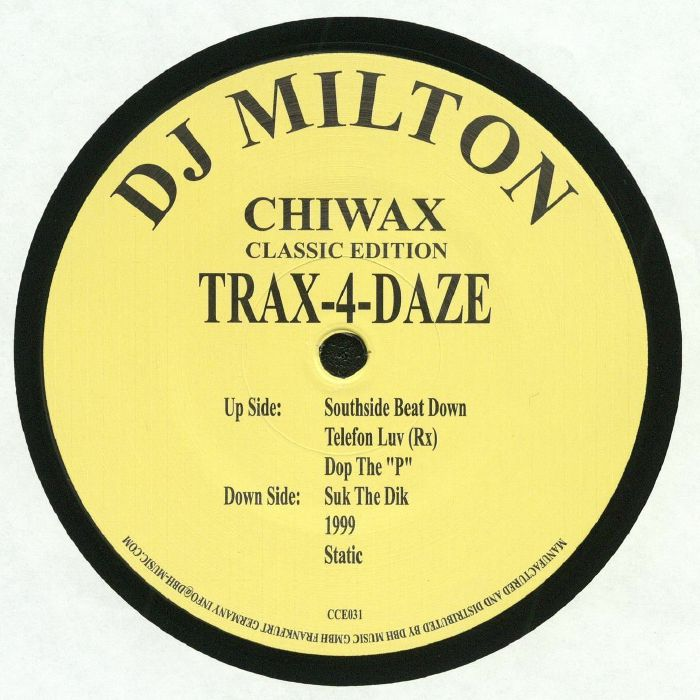 trax 4 daze