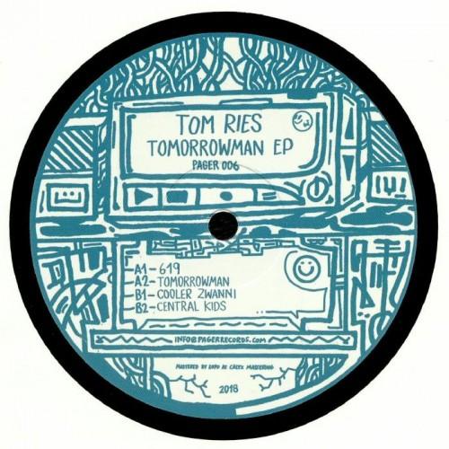 tomorrowman ep