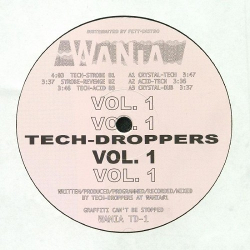 tech droppers vol 1