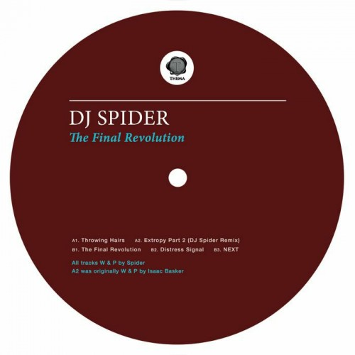 dj spider final revelation