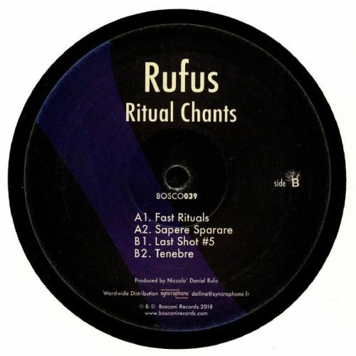 ritual chants