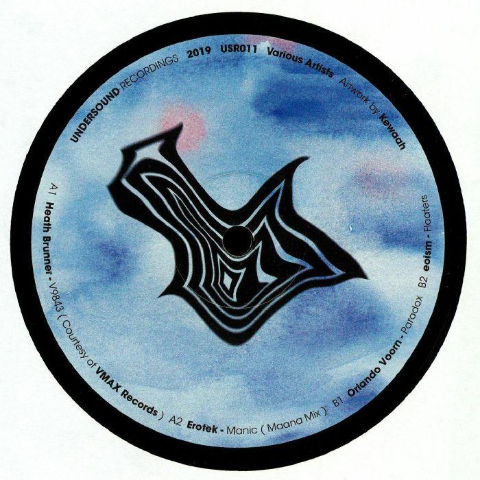 Heath BRUNNER:EROTEK:ORLANDO VOORN:EOISM Various