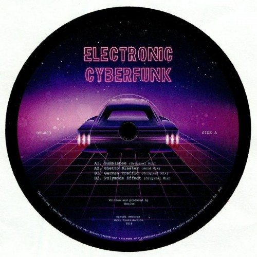 Electronic Cyberfunk