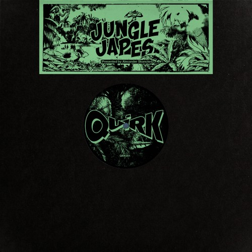 Alexander Skancke - Jungle Japes