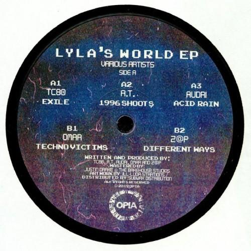 Lyla's World EP