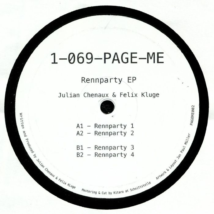 Rennparty EP