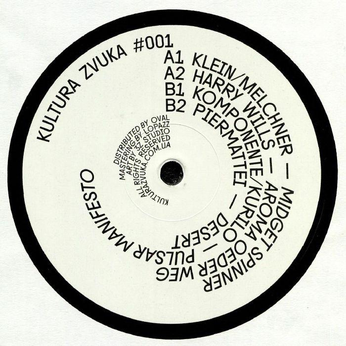 Kultura Zvuka #001
