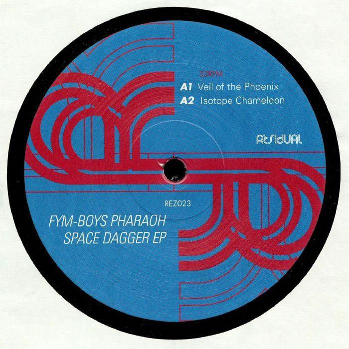 Boys Pharaoh Space Dagger EP