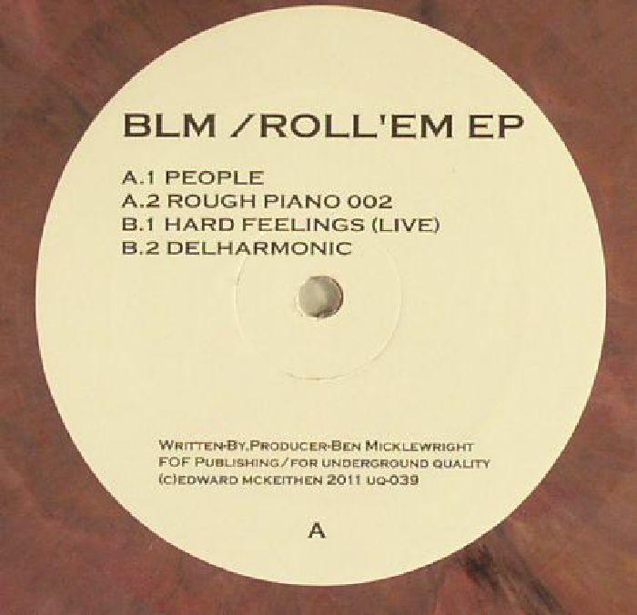 Roll 'Em EP