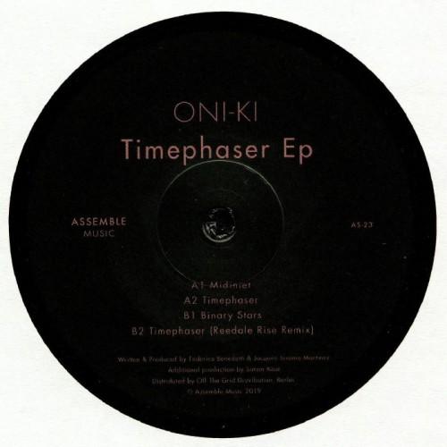 Timephaser