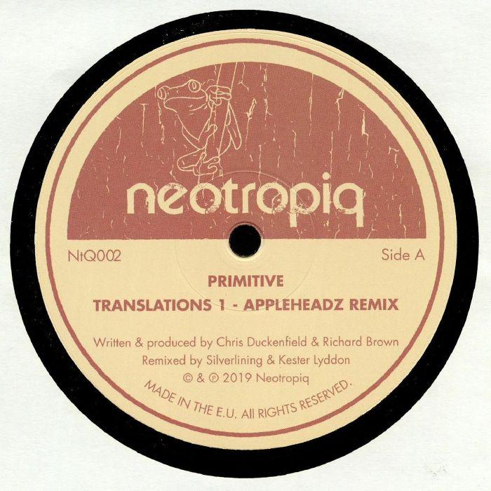 Translations 1 (Appleheadz Remix) - Ambre Lunaire