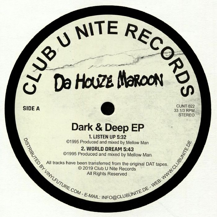 Dark & Deep EP